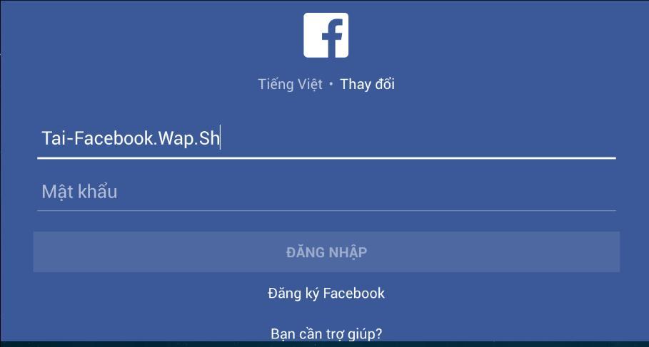 Tai FaceBook cho dien thoai Nokia